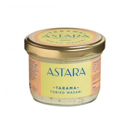 Tarama di tobiko al wasabi, 90 gr - Astara