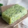 Burro de baratte all'aglio orsino e pepe di Kampot, 125 gr x 4 pezzi - Le Beurre Bordier