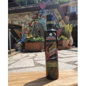 Organic Neandertal Extra Virgin Olive Oil - 0,5 liter - Frantoio e Molino Ambrosini