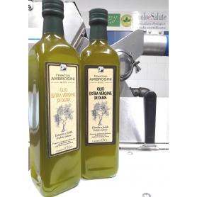 Ambrosini Extra Virgin Olive Oil  - 1 litro - Frantoio e Molino Ambrosini