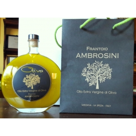 Ambrosini Extra Virgin Olive Oil  - premium selection 0,5 liter - Frantoio e Molino Ambrosini