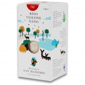 Vialone Nano Reis, 1 kg - Riserva San Massimo
