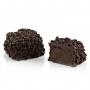 """Cioccolatino Extra Fondente ripieno e ricoperto """"Chocoviar 75%"""", 500 gr -Venchi"""
