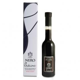"""Balsamic Vinegar Aceto Balsamico di Modena IGP """"Il Nero"""", 250 ml - Acetaia Pedroni"""