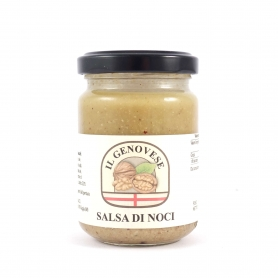 Traditional walnut sauce, 135 gr - The Collection Sailing Ships