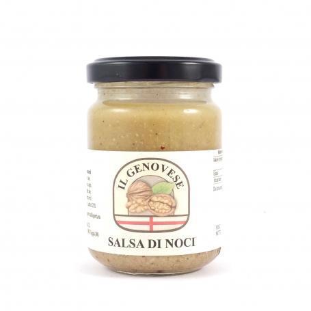 Salsa di noci tradizionale, 135 gr