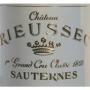 CHATEAU RIEUSSEC - Sauternes '98 litri 0,75