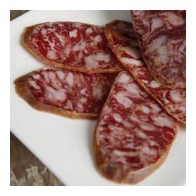 Iberian Bellota salchichon (salami Iberian Acorn), 500 gr ca