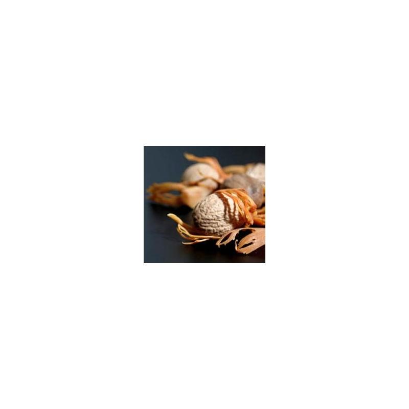 Muskatnuss, ganz mit Schrank, Ceylon, 500 gr