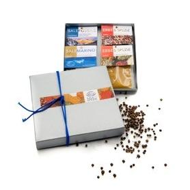 Cum Grano Salis - Geschenk-Box