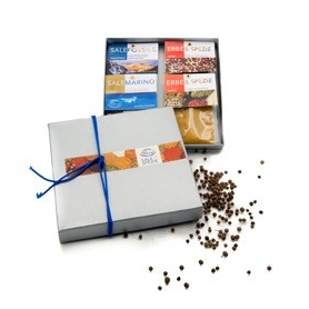 Cum Grano Salis - scatola regalo
