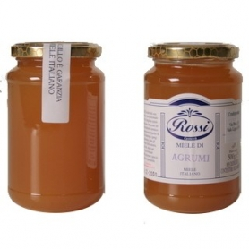 Miele di agrumi, 500 gr - Rossi