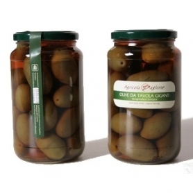 Olive giant table, 300 gr - Agricola Paglione