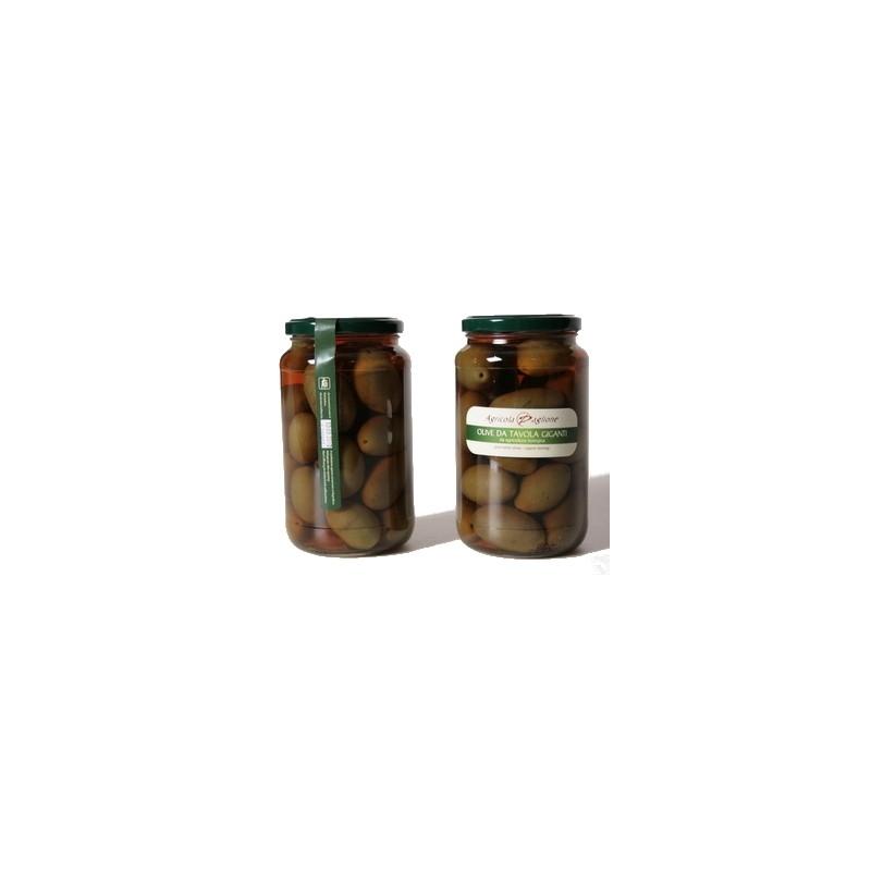 Olive Riesentisch, 300 gr - Agricola Paglione