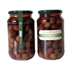 Les olives de table Peranzana, 300 gr - Agricola Paglione