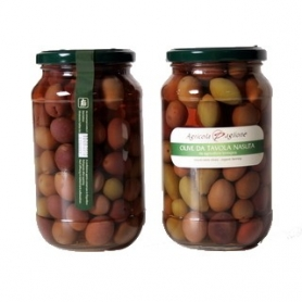 Tafeloliven nasuta, 300 gr - Agricola Paglione