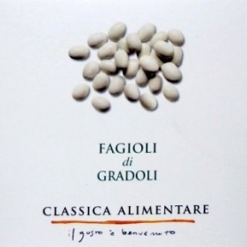 haricots Gradoli, 500 gr