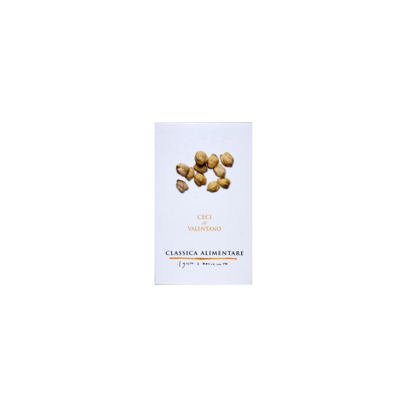 Valentano Kichererbsen, 500 g