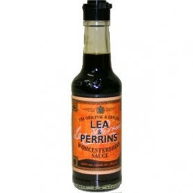 Worcester sauce, 150 ml - Lea & Perrins