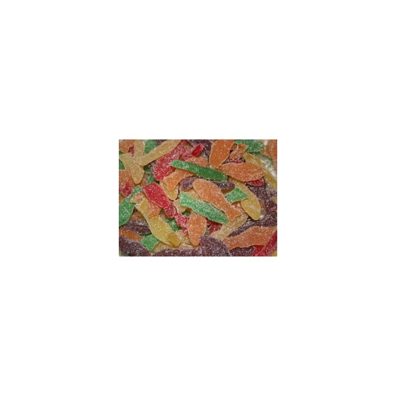 CARAMELLE Pesci di frutta 500 gr