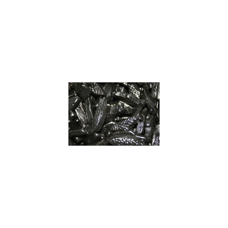 Rossi - Pesciolini di liquirizia-500 gr