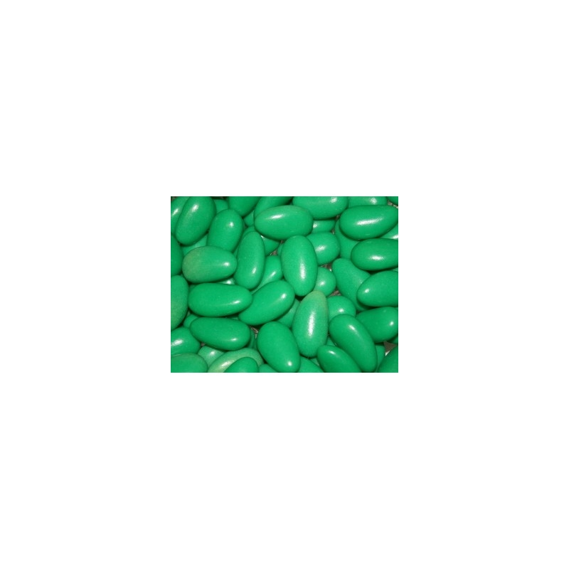 Confetti verdi - 500 gr