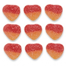 taste peach candy, 500 gr