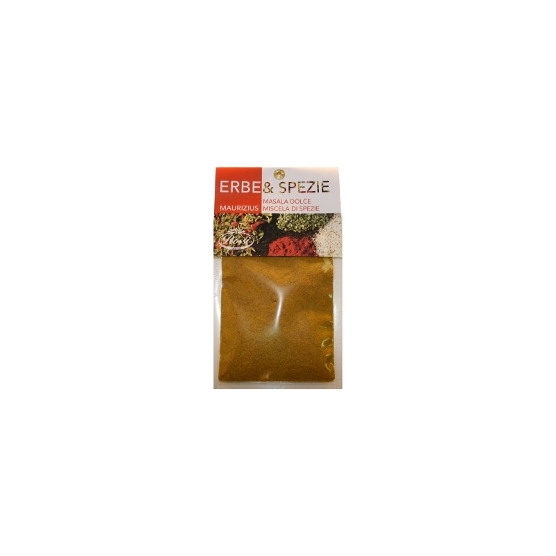 mélange masala épices douces, Maurice, 35 gr