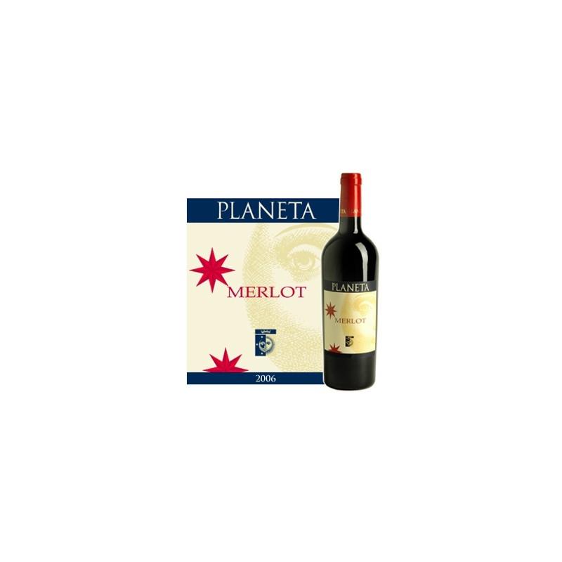 Merlot '06, l. 0,75 - Planeta