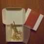 Oro Zecchino per decorazioni alimentari in petali
