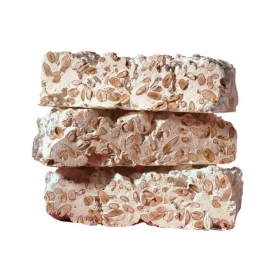 Nougat with almonds, 300 gr