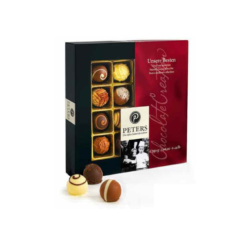 pralines Emballage Peters, 200 gr