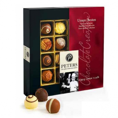 Packaging pralines Peters, 200 gr - Cioccolato e cioccolatini