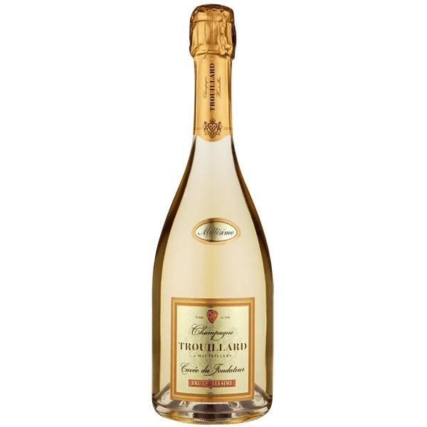 champagne trouillard
