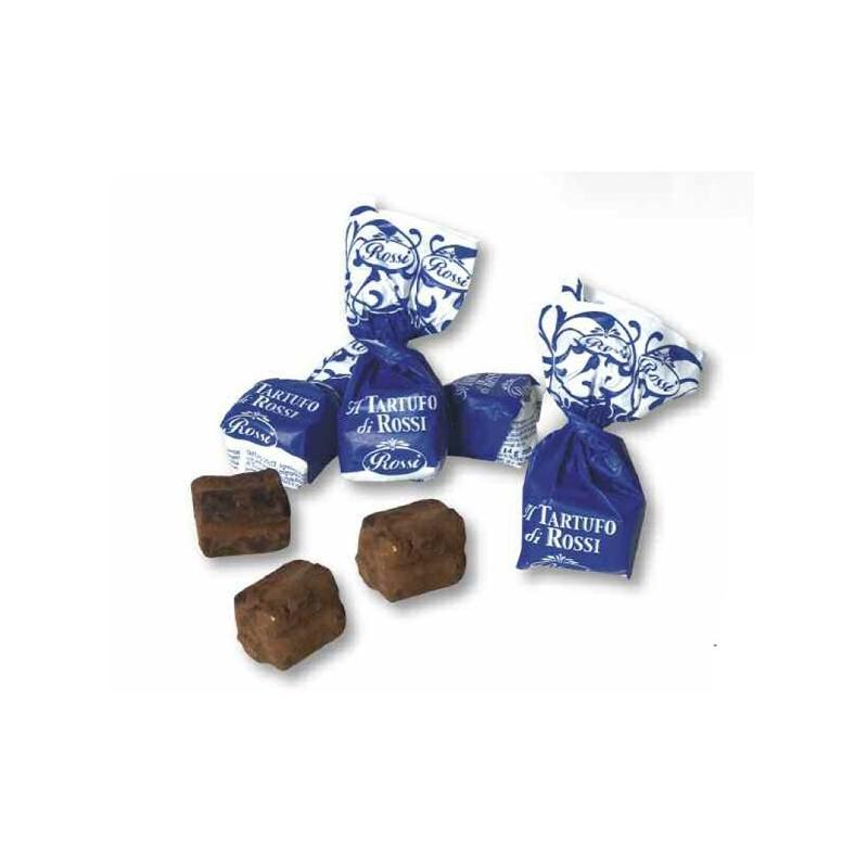 Le Rossi Truffes - truffes douces aux noisettes, 200 gr