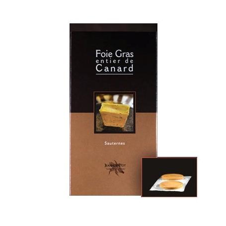 Mousse de Canard  au Sauternes  g.190