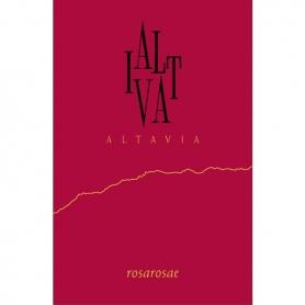 Rosa Rosae, vino rosè - Altavia