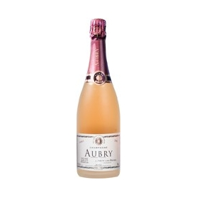Aubry - Sablé Champagne Rosé - Extra-Brut - Premier Cru - Millesimato l. 0.75 1 bottle case - Gli Champagne
