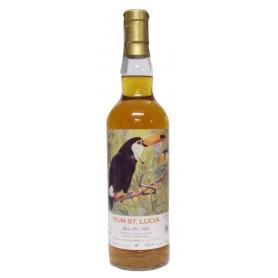Rum St Lucia 46° anno 1999