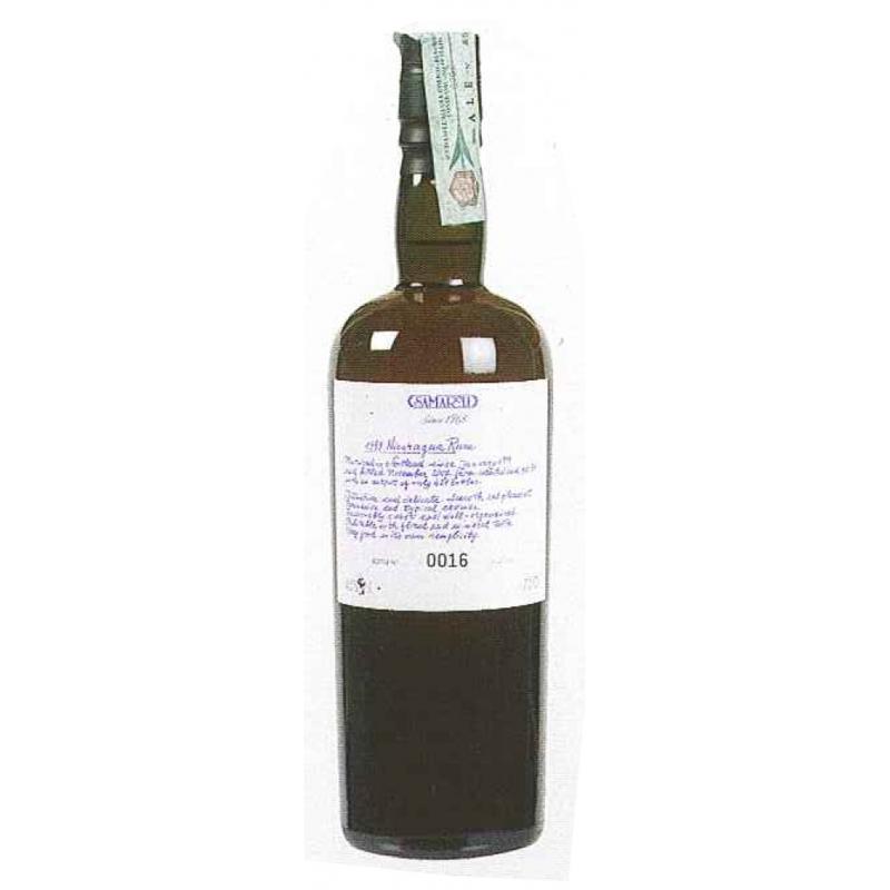 Rum Nicaragua 45° anno 1999 70 cl