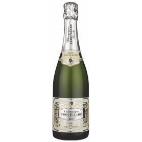 Trouillard - Champagne Blanc de Blanc l. 0,75 - Gli Champagne