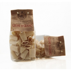 Paccheri wheat germ 250 gr - Pastificio Morelli