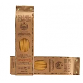 Durum wheat spaghetti 500 gr - Pastificio Morelli