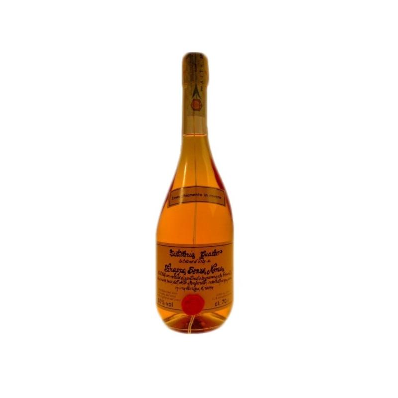 Grappa Invecchiata Senza Nome cl. 70, 45° - Distilleria Gualco