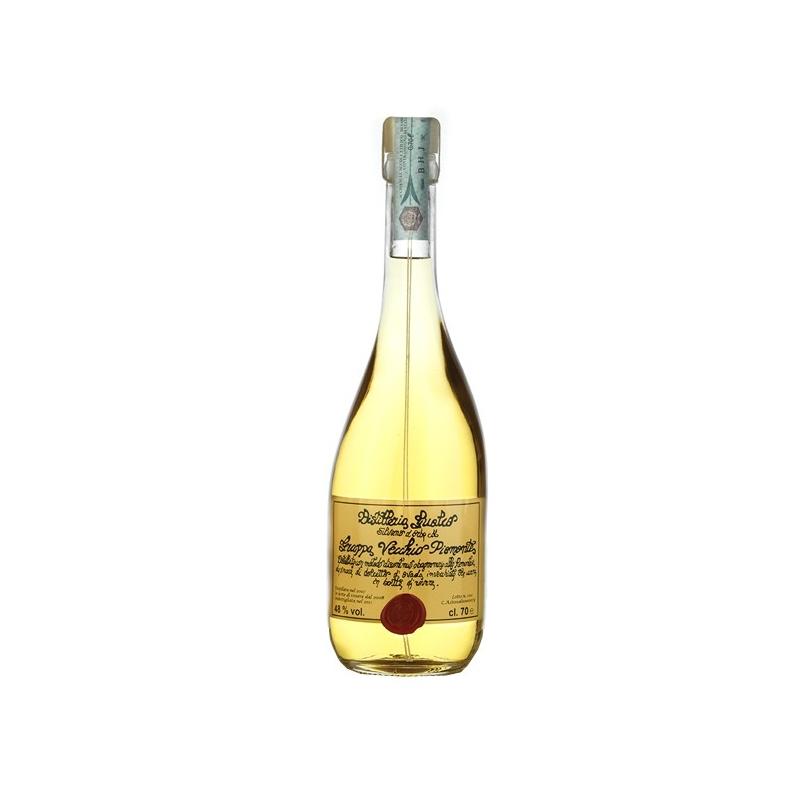 Grappa Invecchiata Vecchio Piemonte cl. 70, 48° - Distilleria Gualco
