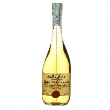 Grappa Monovitigno Dolcetto di Ovada cl. 70, 42° - Distilleria Gualco