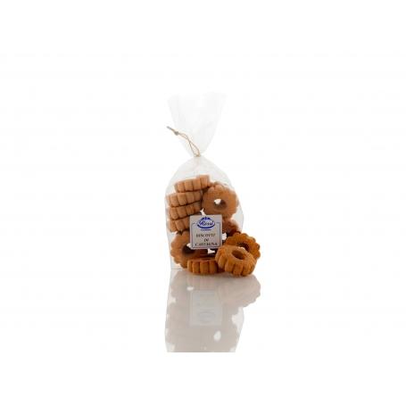 g.170 of chestnut biscuits - Specialità liguri
