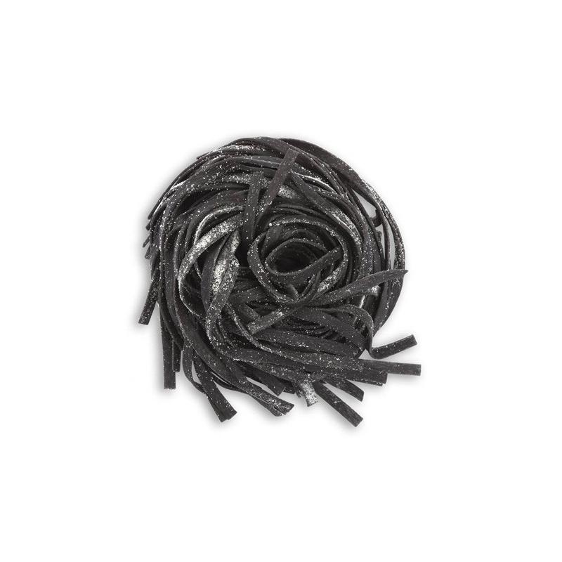 Taglierini freschi al nero di seppia, 1 Kg
