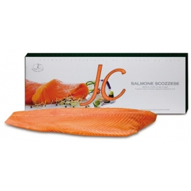 830 gr Scottish smoked salmon - Jolanda de Colo