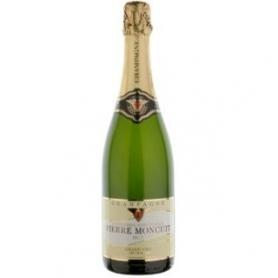 Champagne Pierre Moncuit Blanc de Blanc Hugues de Coulmet Brut, l. 0,75